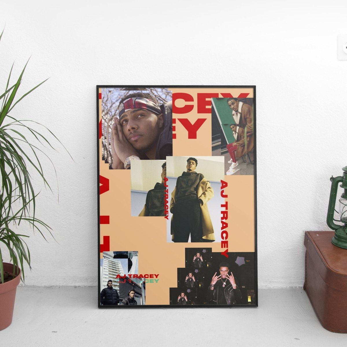 AJ Tracey (Medley) Poster