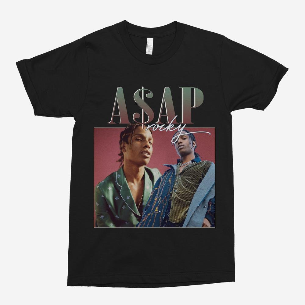 ASAP Rocky Vintage Unisex T-Shirt