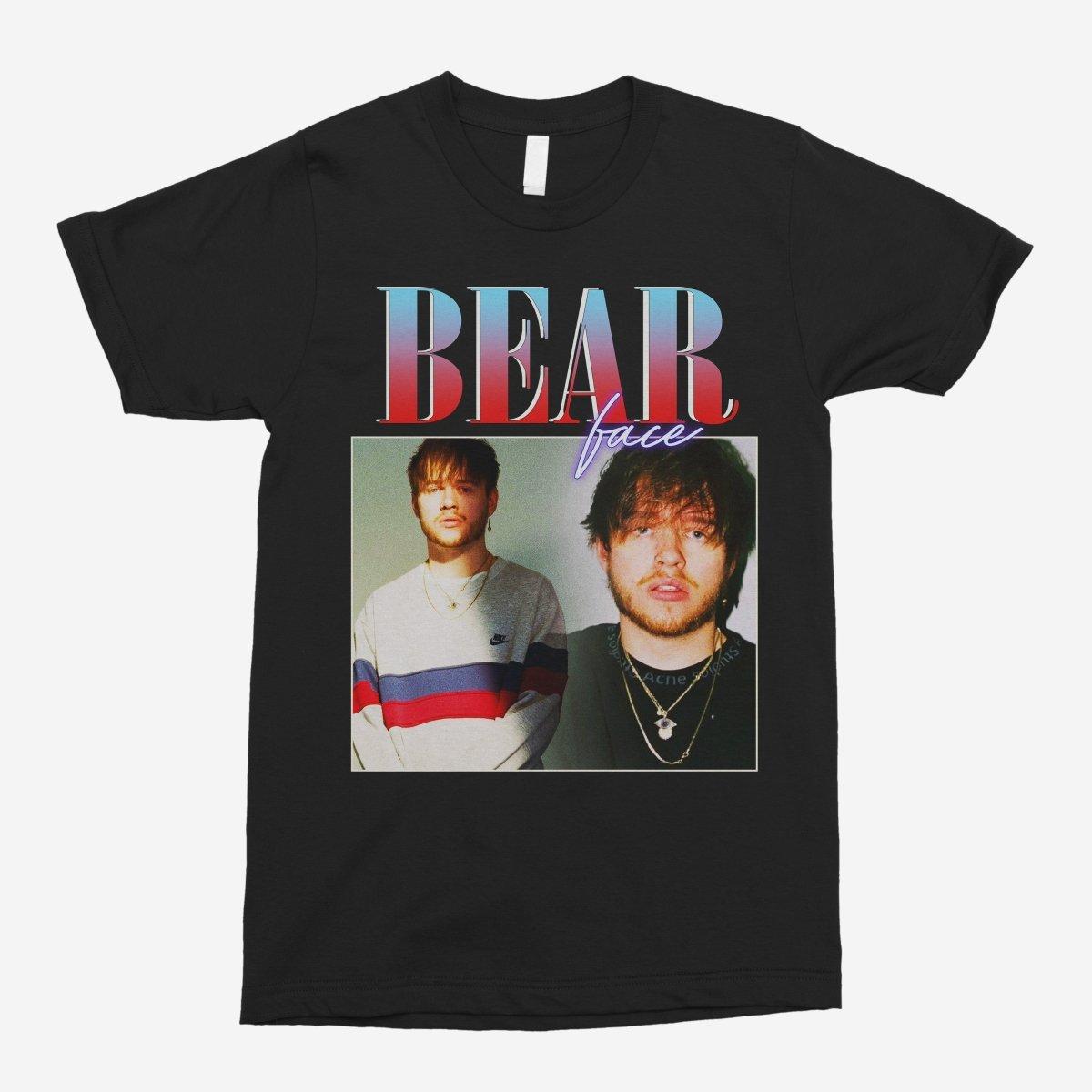 Bearface Vintage Unisex T-Shirt