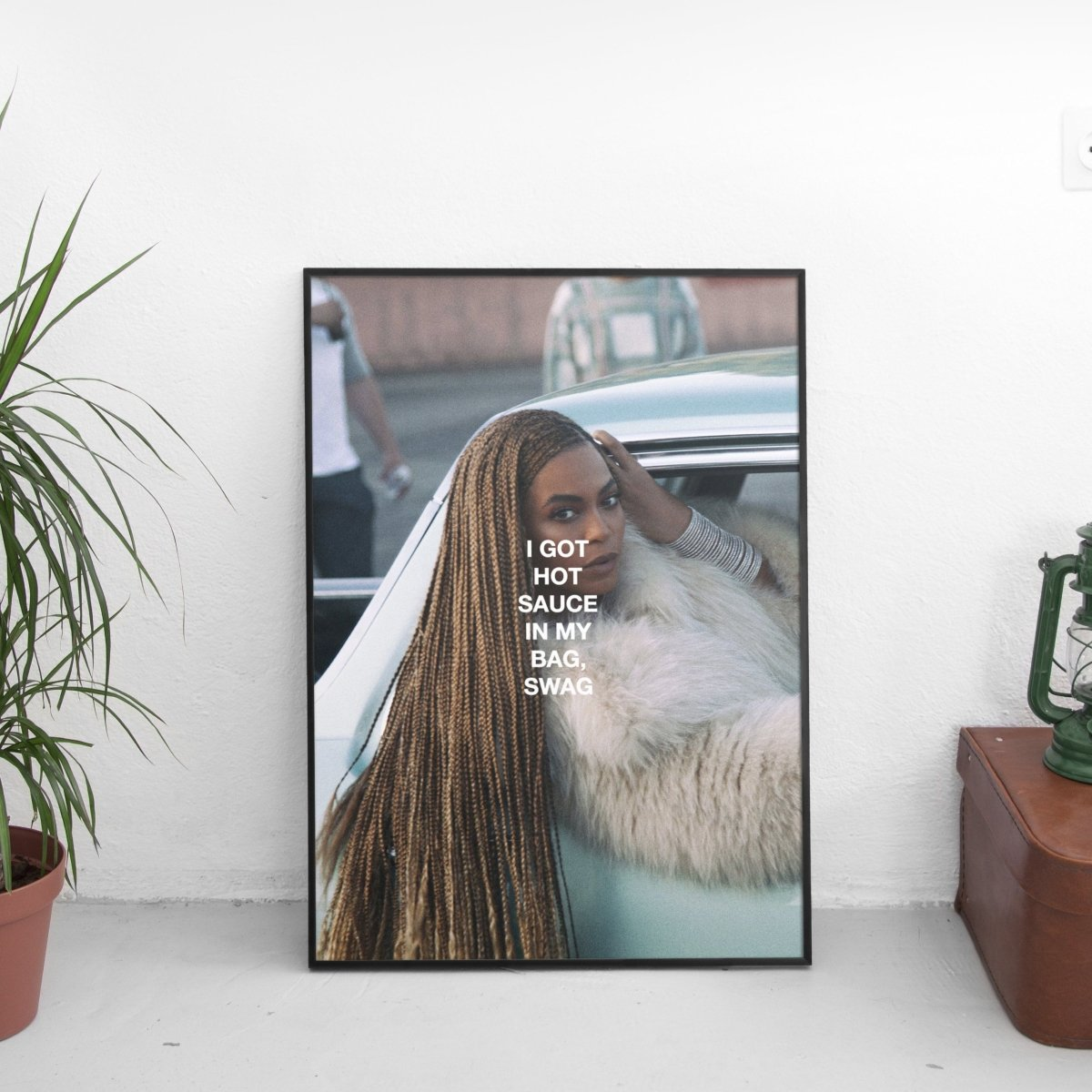 Beyonce - Formation Poster