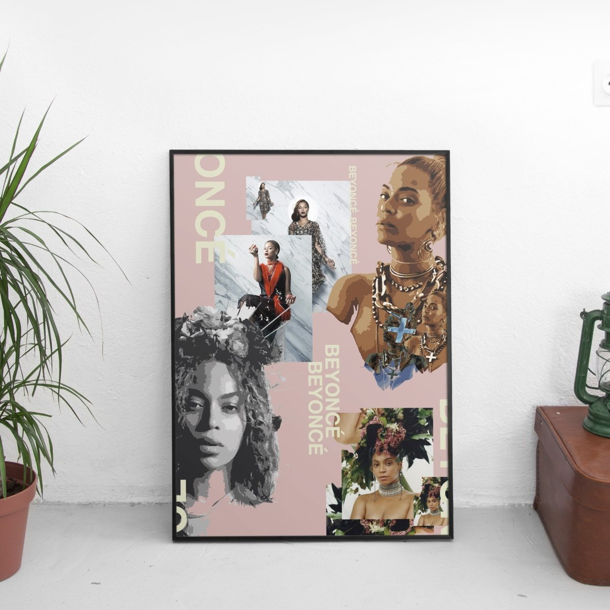 Beyonce (Medley) Poster