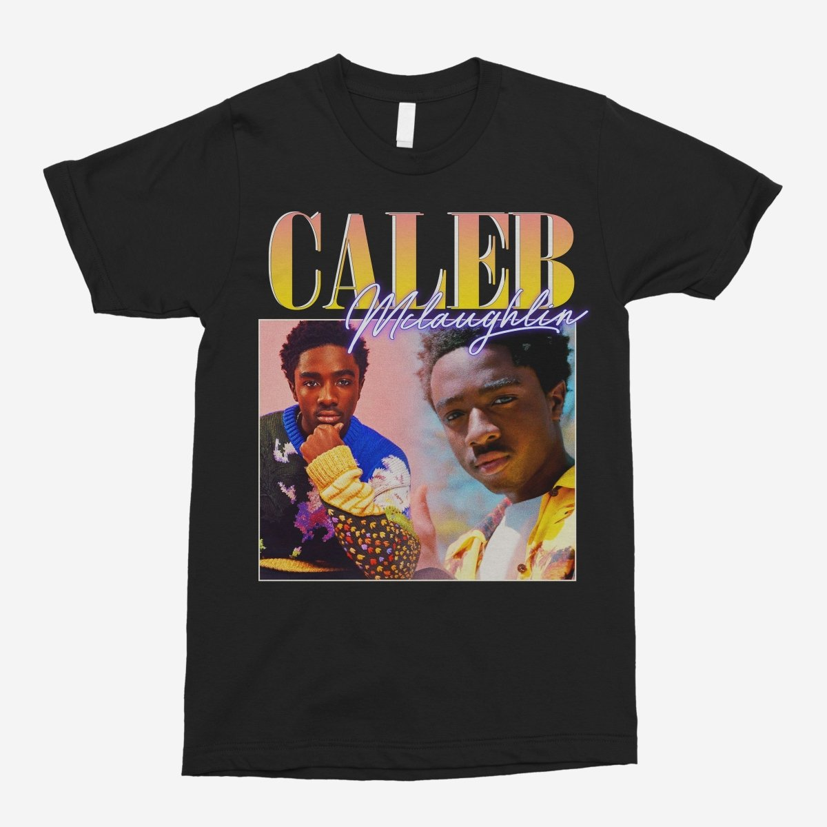 Caleb McLaughlin Vintage Unisex T-Shirt