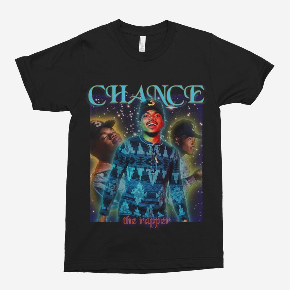 Chance the Rapper Vintage Unisex T-Shirt