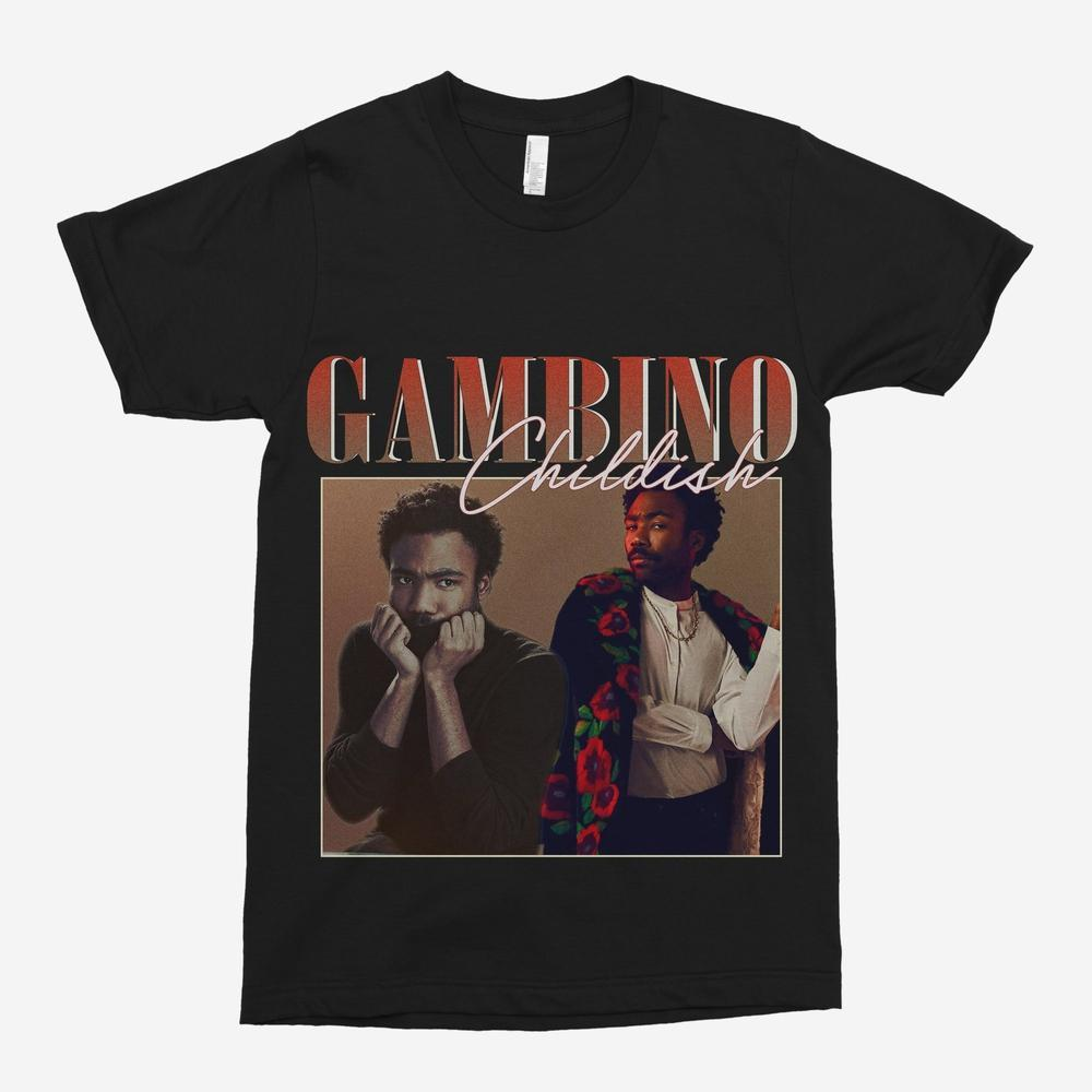 Childish Gambino Vintage Unisex T-Shirt