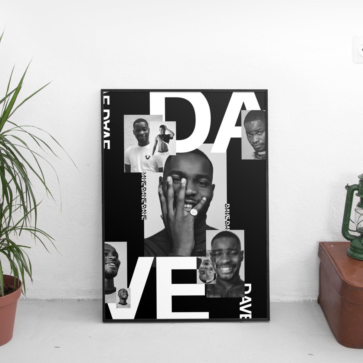 Dave - Mismatch Poster
