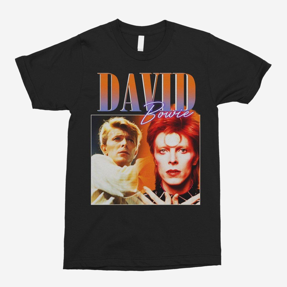 David Bowie Vintage Unisex T-Shirt