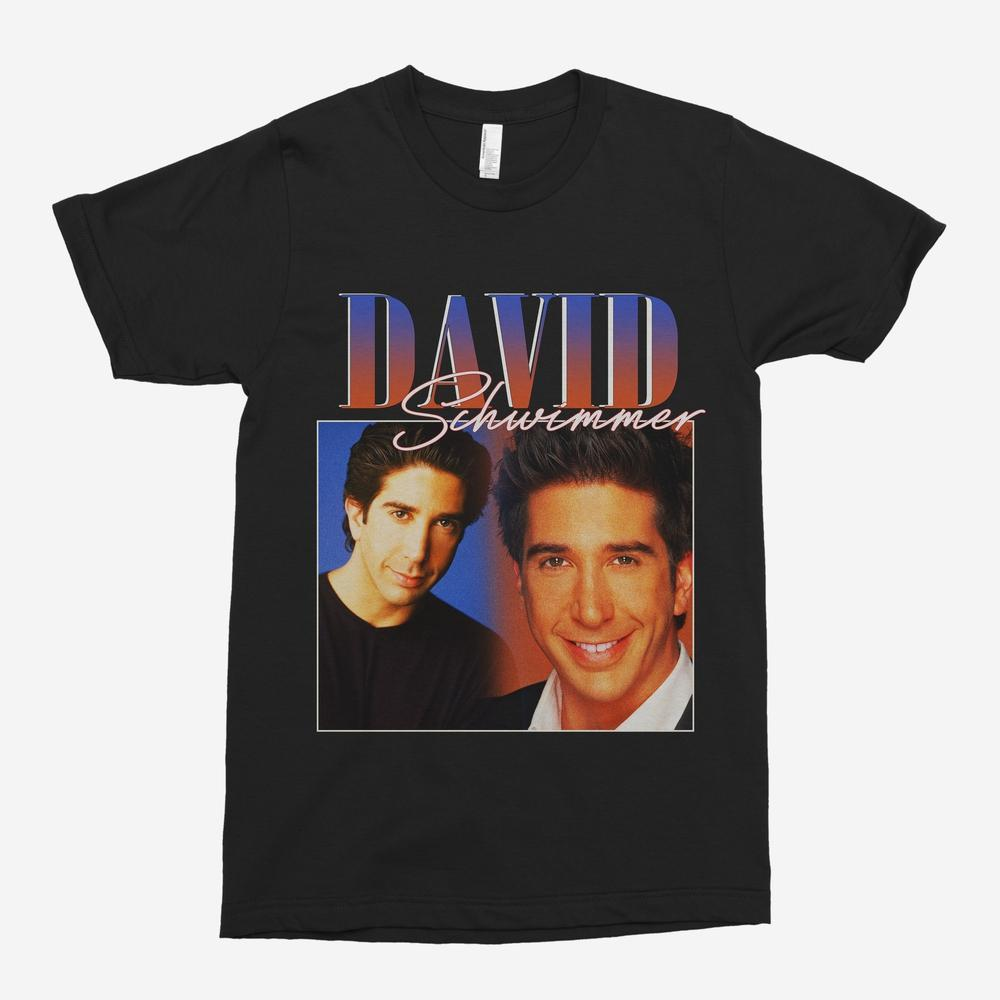 David Schwimmer Vintage Unisex T-Shirt