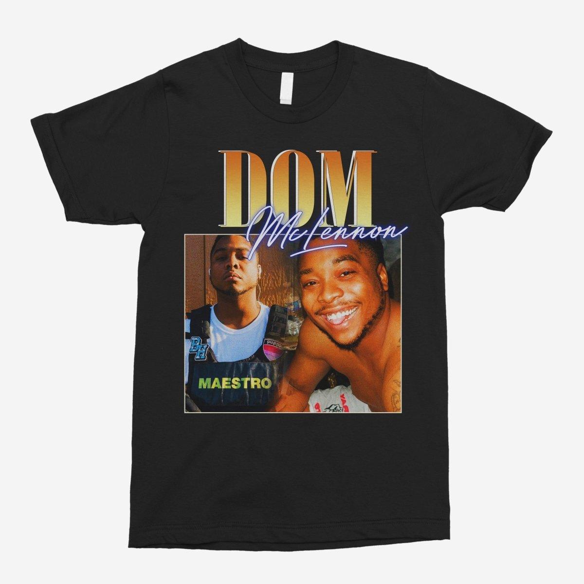 Dom McLennon Vintage Unisex T-Shirt