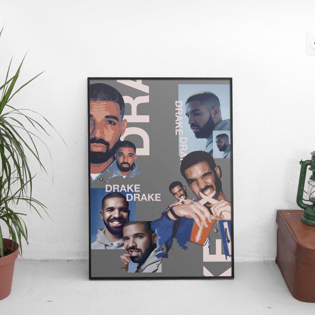 Drake (Medley)  Poster