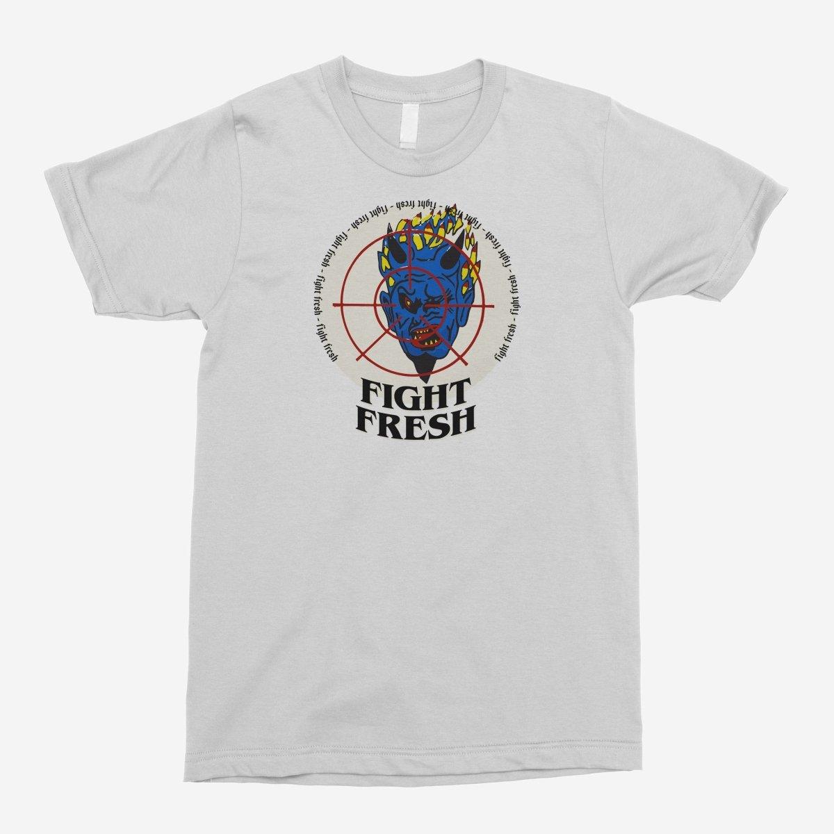 Fight Fresh - Fired Devil Unisex T-Shirt