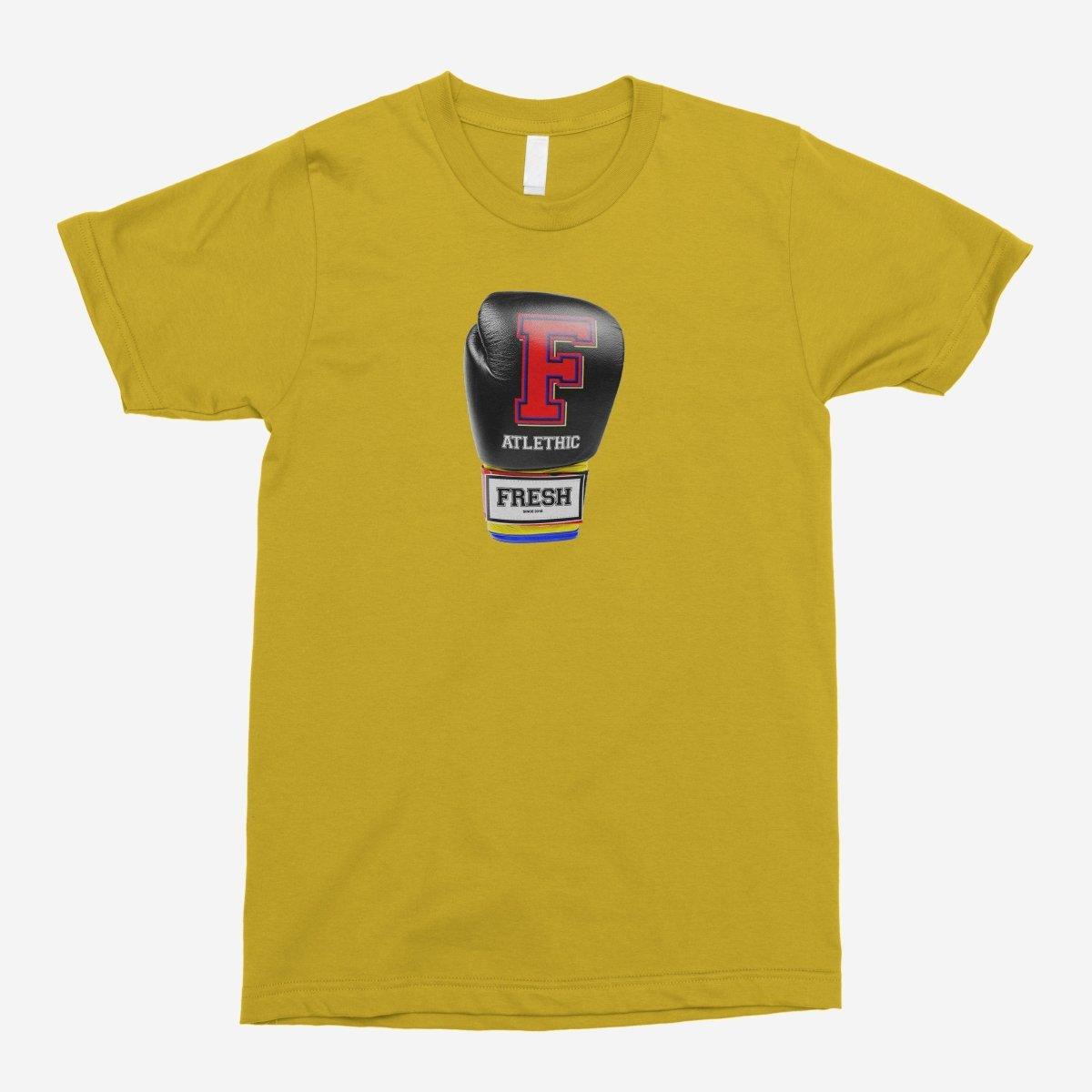 Fresh Athletic Boxing Glove Unisex T-Shirt
