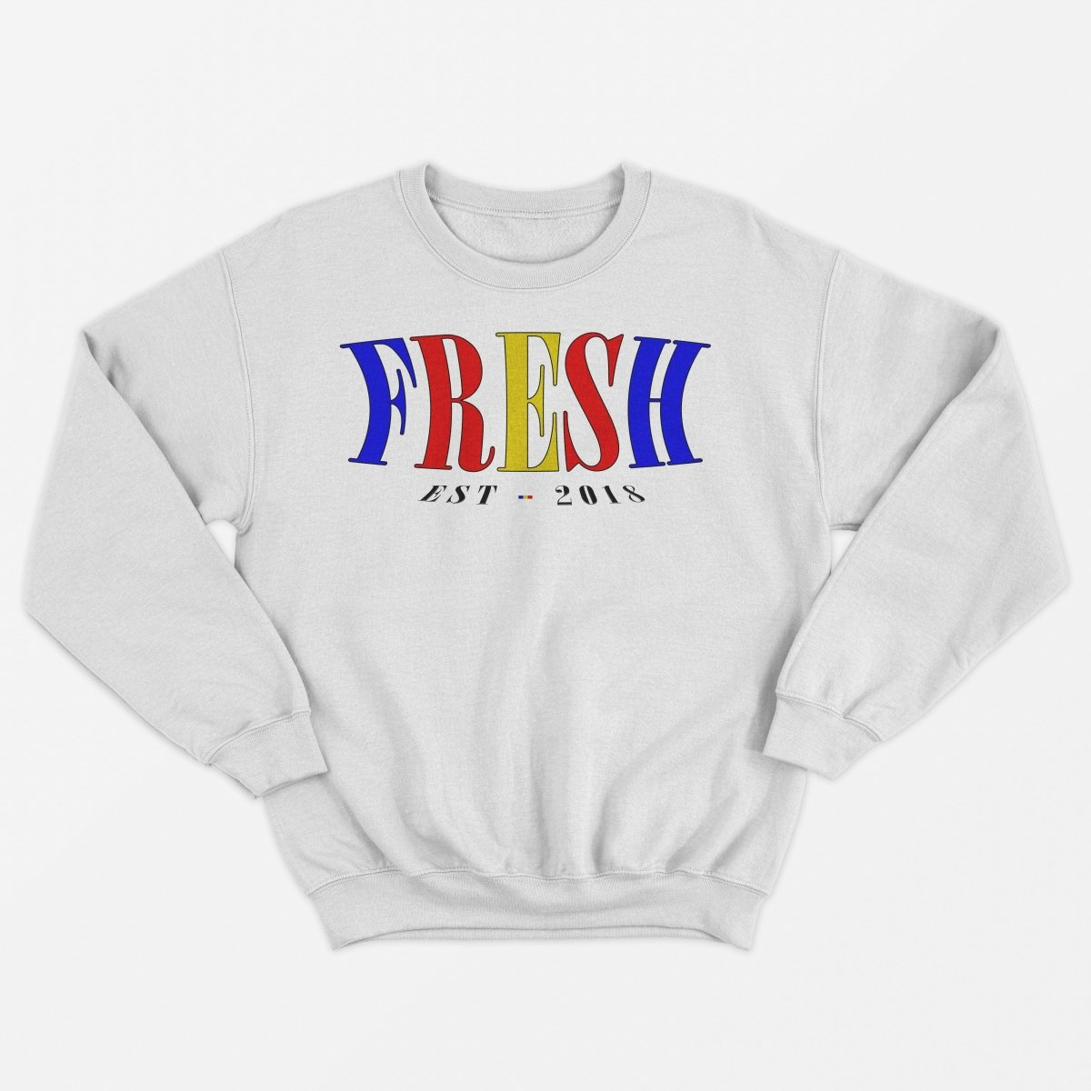 FRESH - Since 2018 Unisex Sweater