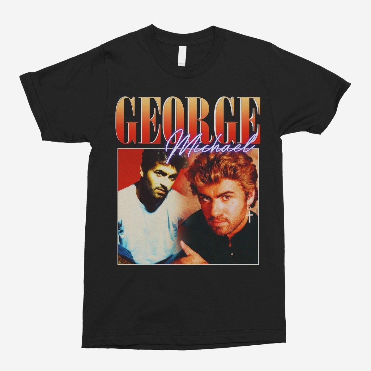 George Michael Vintage Unisex T-Shirt