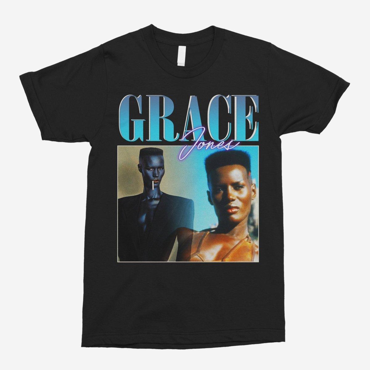 Grace Jones Vintage Unisex T-Shirt