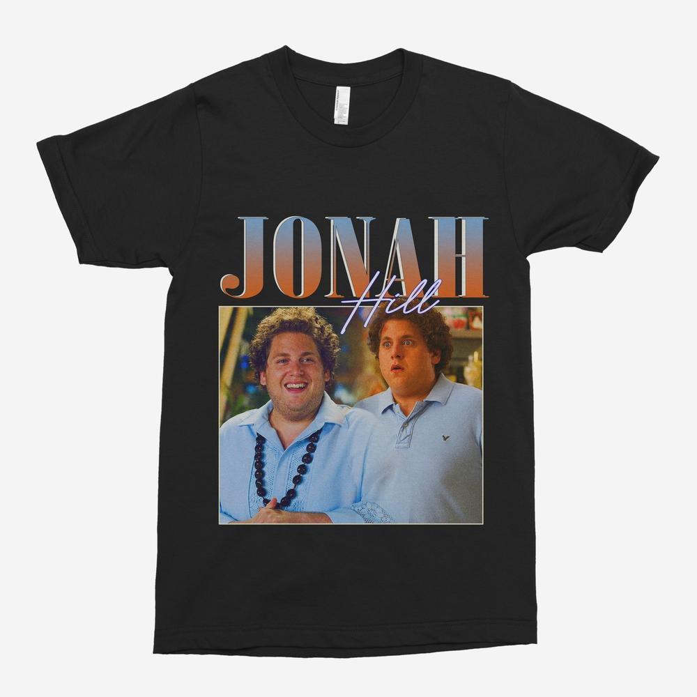 Jonah Hill Vintage Unisex T-Shirt