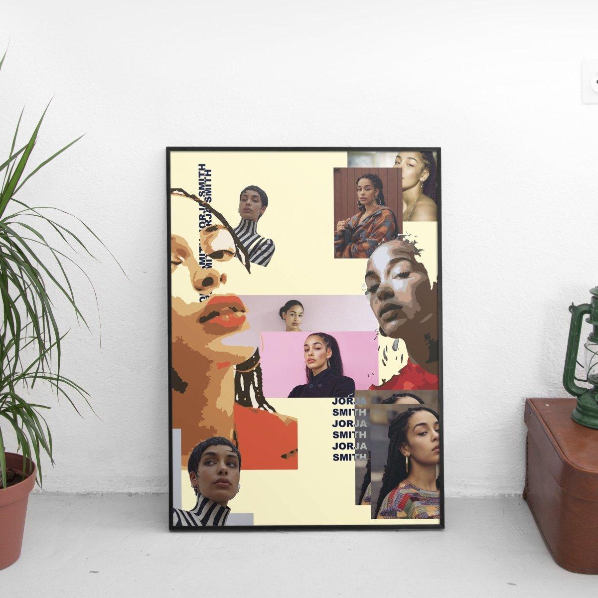 Jorja Smith Medley Poster