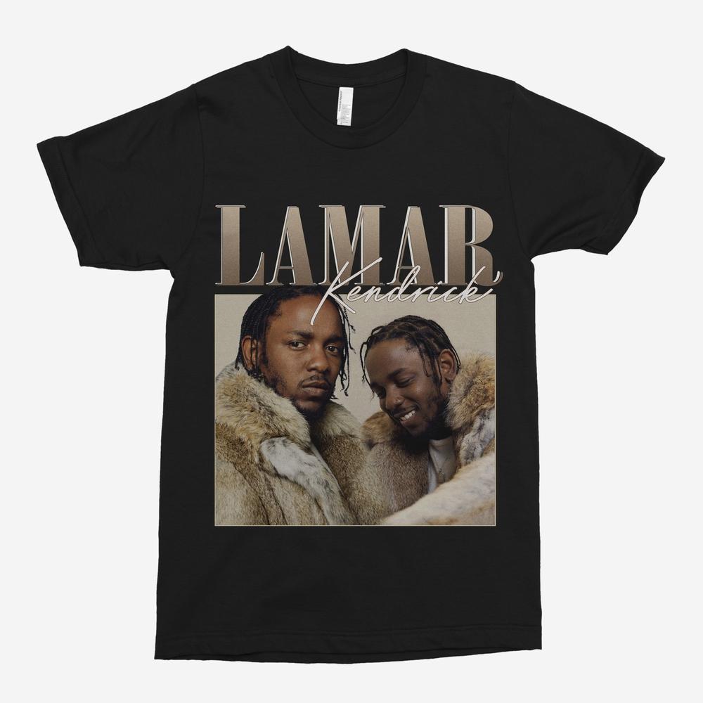Kendrick Lamar Vintage Unisex T-Shirt