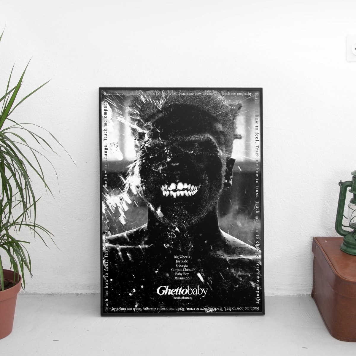 Kevin Abstract - Ghettobaby Poster