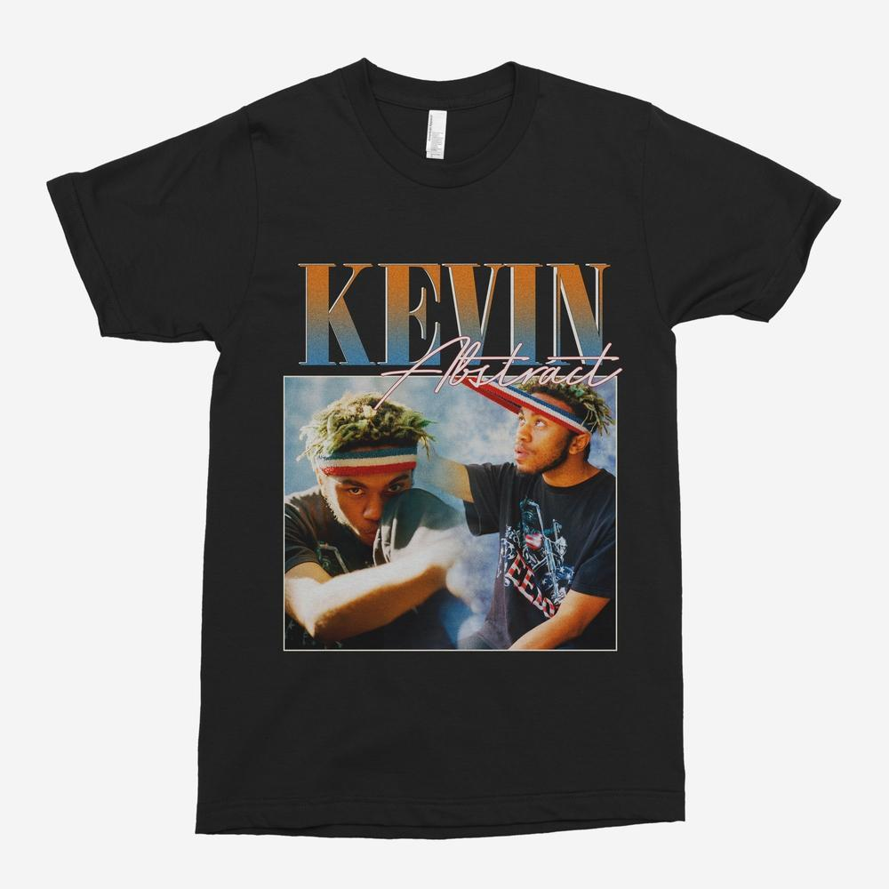 Kevin Abstract Vintage Unisex T-Shirt