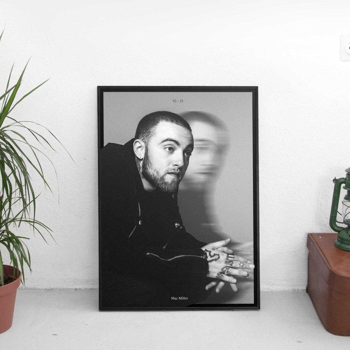 Mac Miller - 92-18 Poster