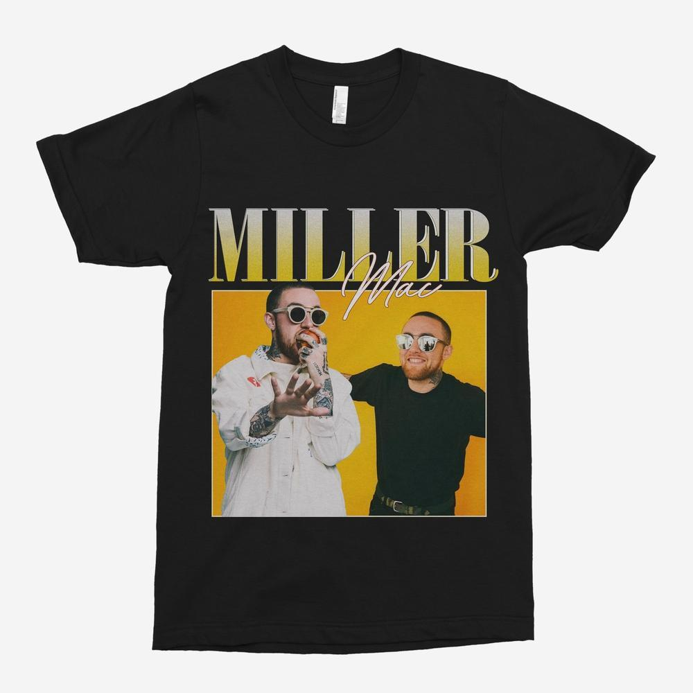 Mac Miller Vintage Unisex T-Shirt