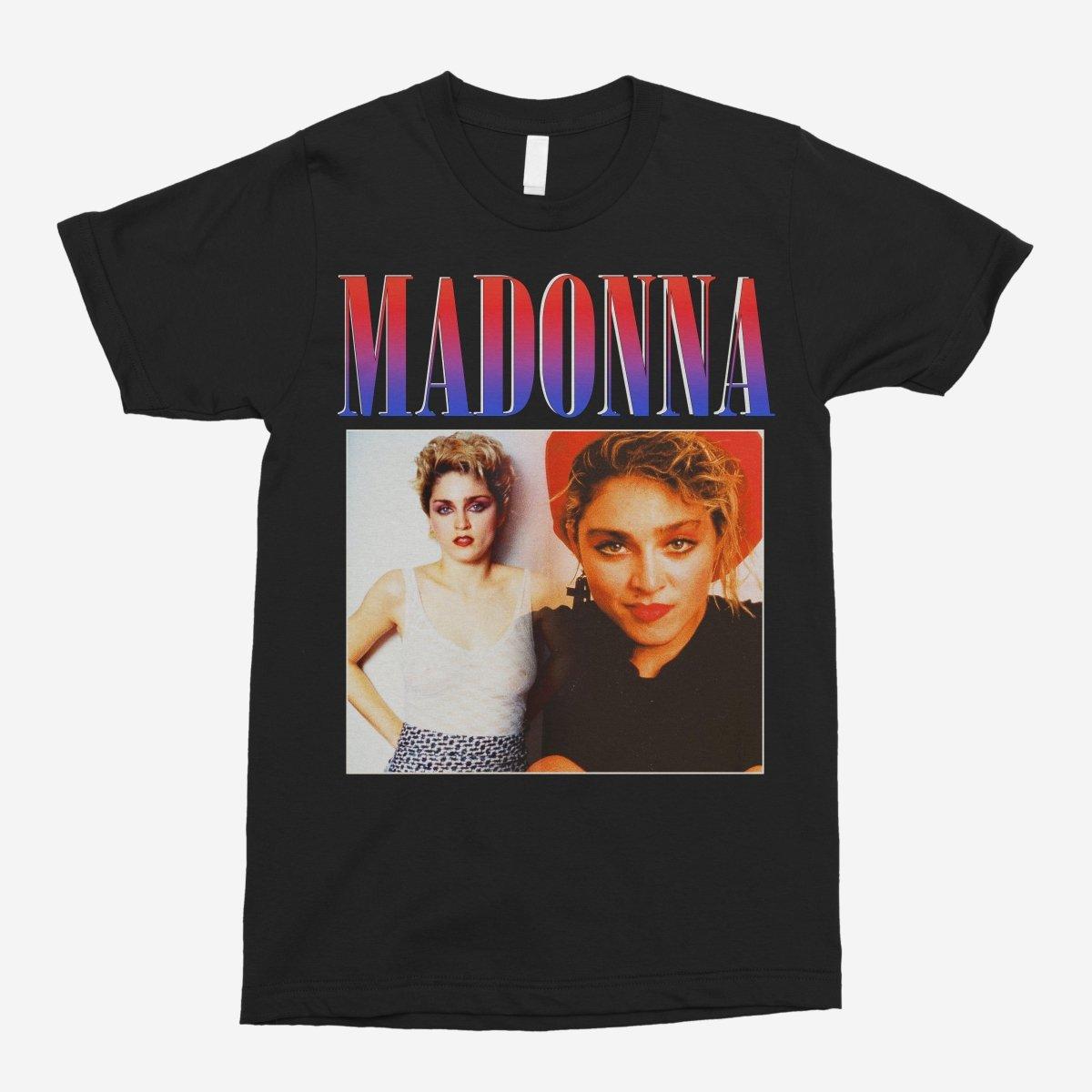 Madonna Vintage Unisex T-Shirt