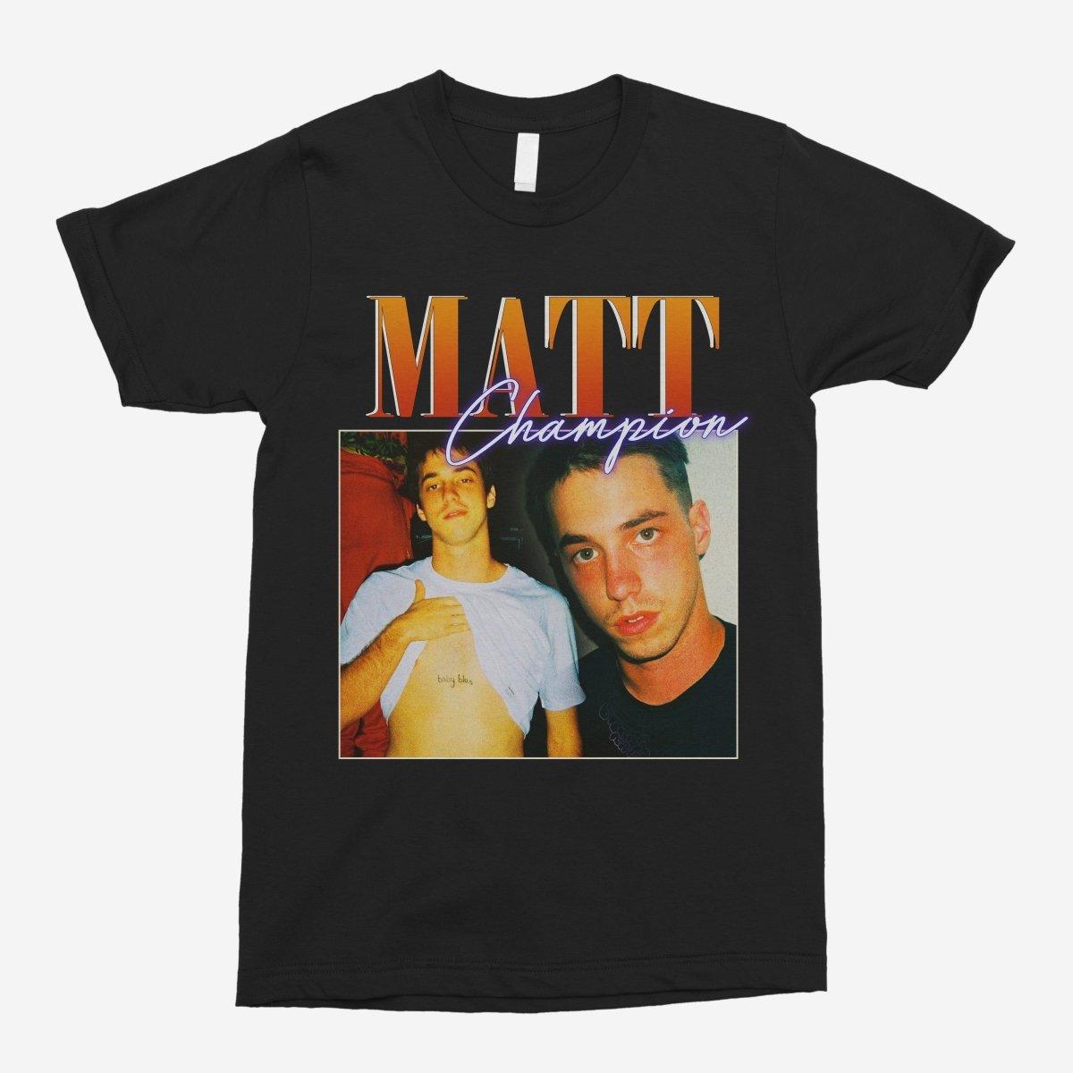Matt Champion Vintage Unisex T-Shirt