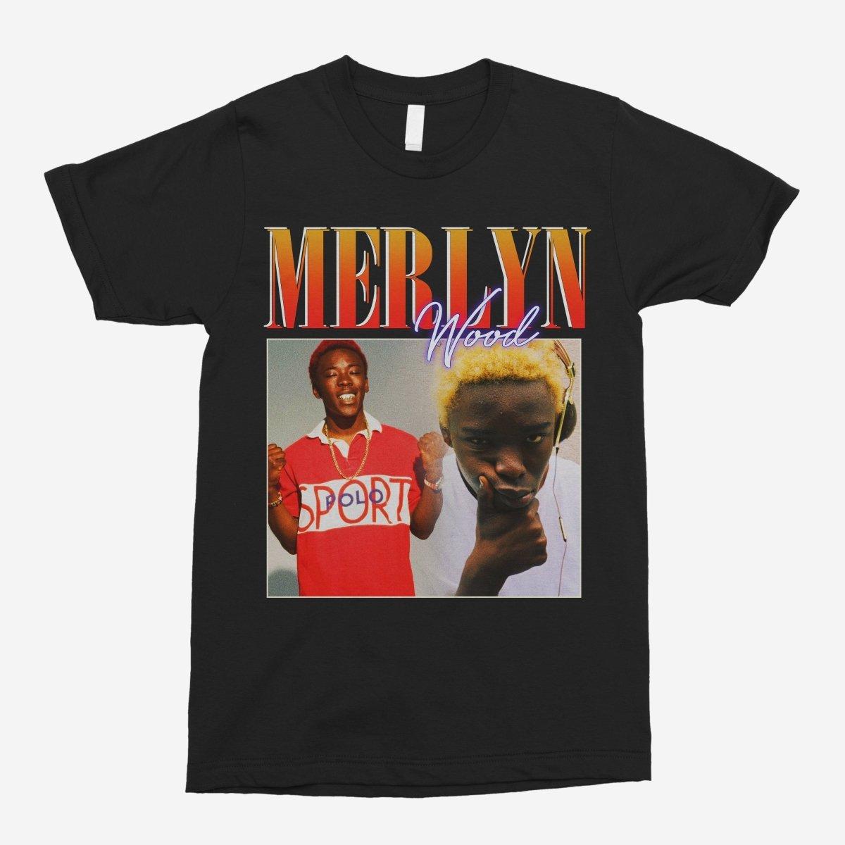 Merlyn Wood Vintage Unisex T-Shirt