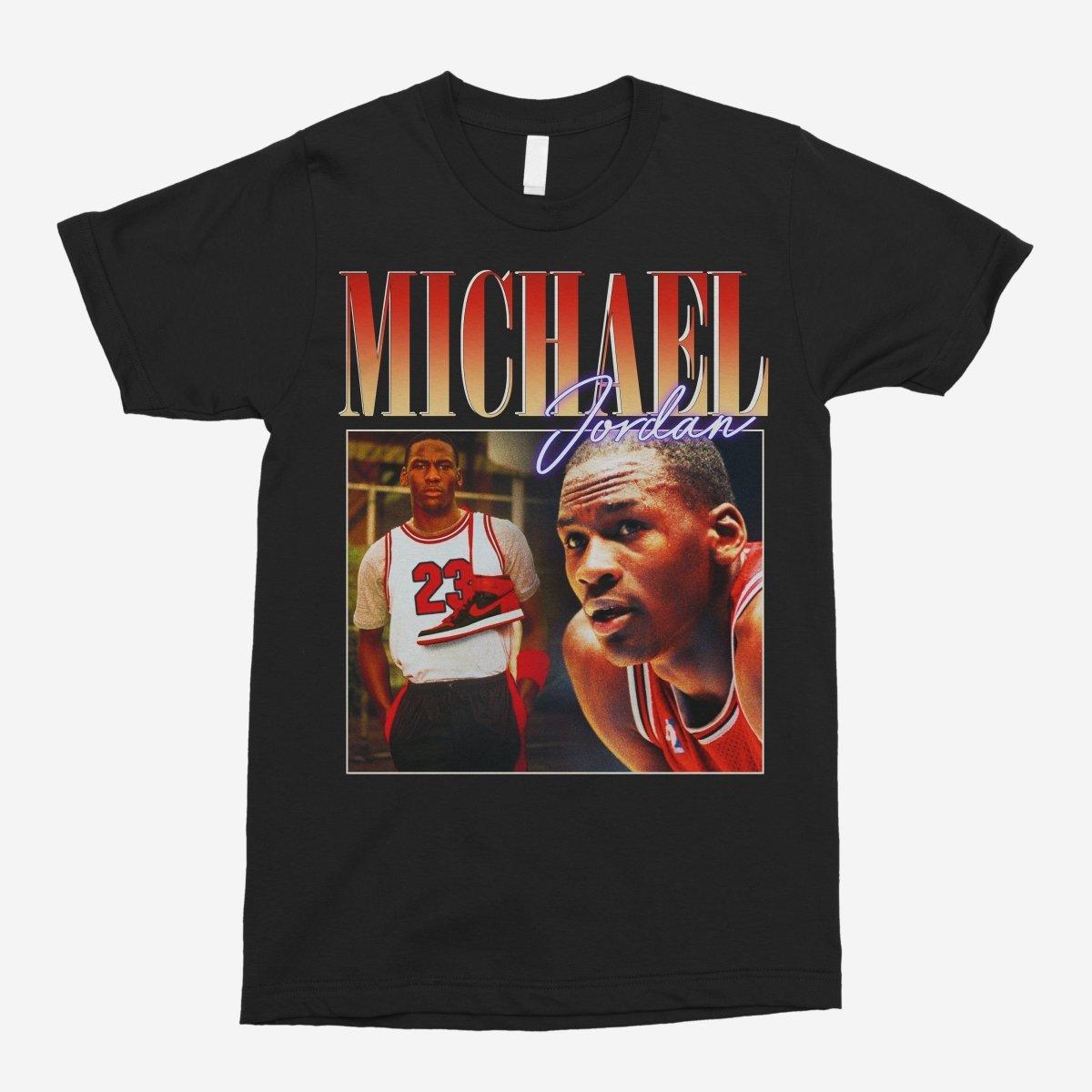 Michael Jordan Vintage Unisex T-Shirt