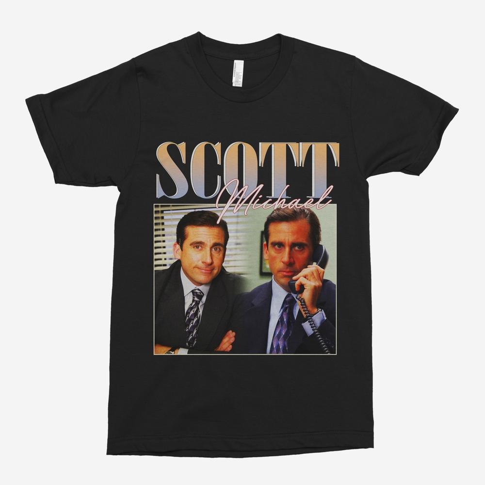 Michael Scott Vintage Unisex T-Shirt