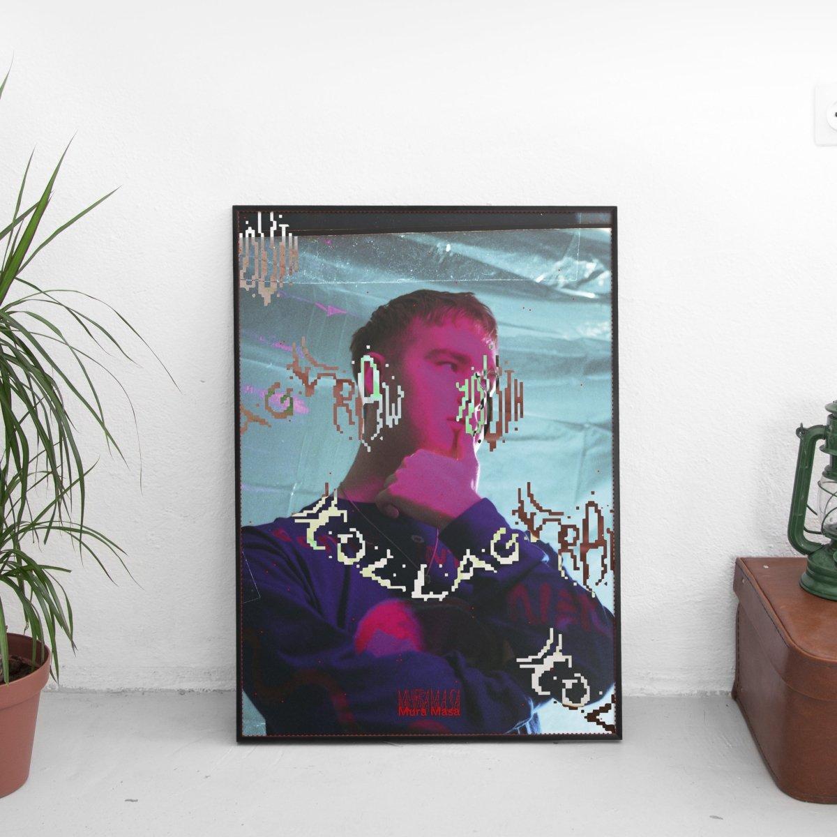 Mura Masa - R.Y.C. Alt Poster
