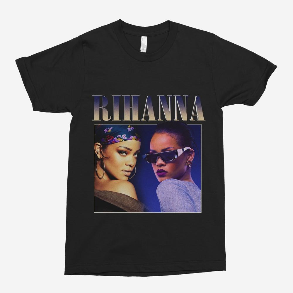 Rihanna Vintage Unisex T-Shirt