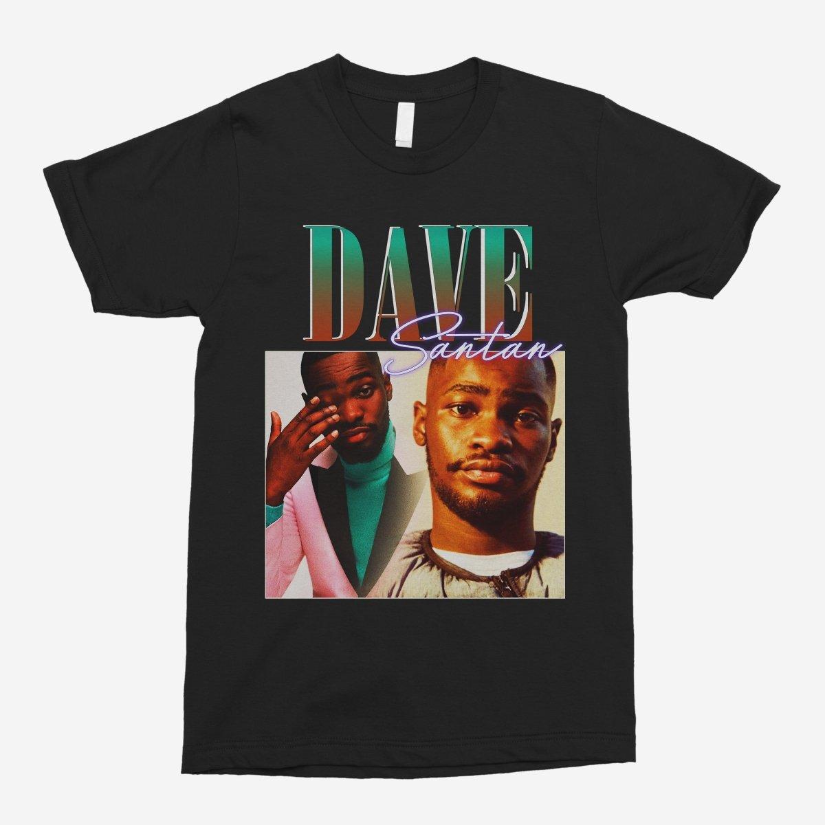 Santan Dave Vintage Unisex T-Shirt