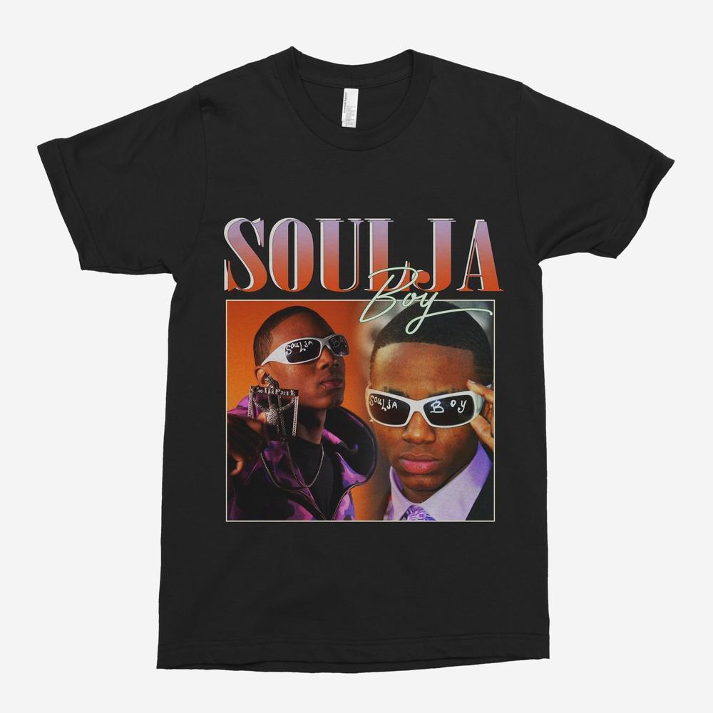 Soulja Boy Vintage Unisex T-Shirt