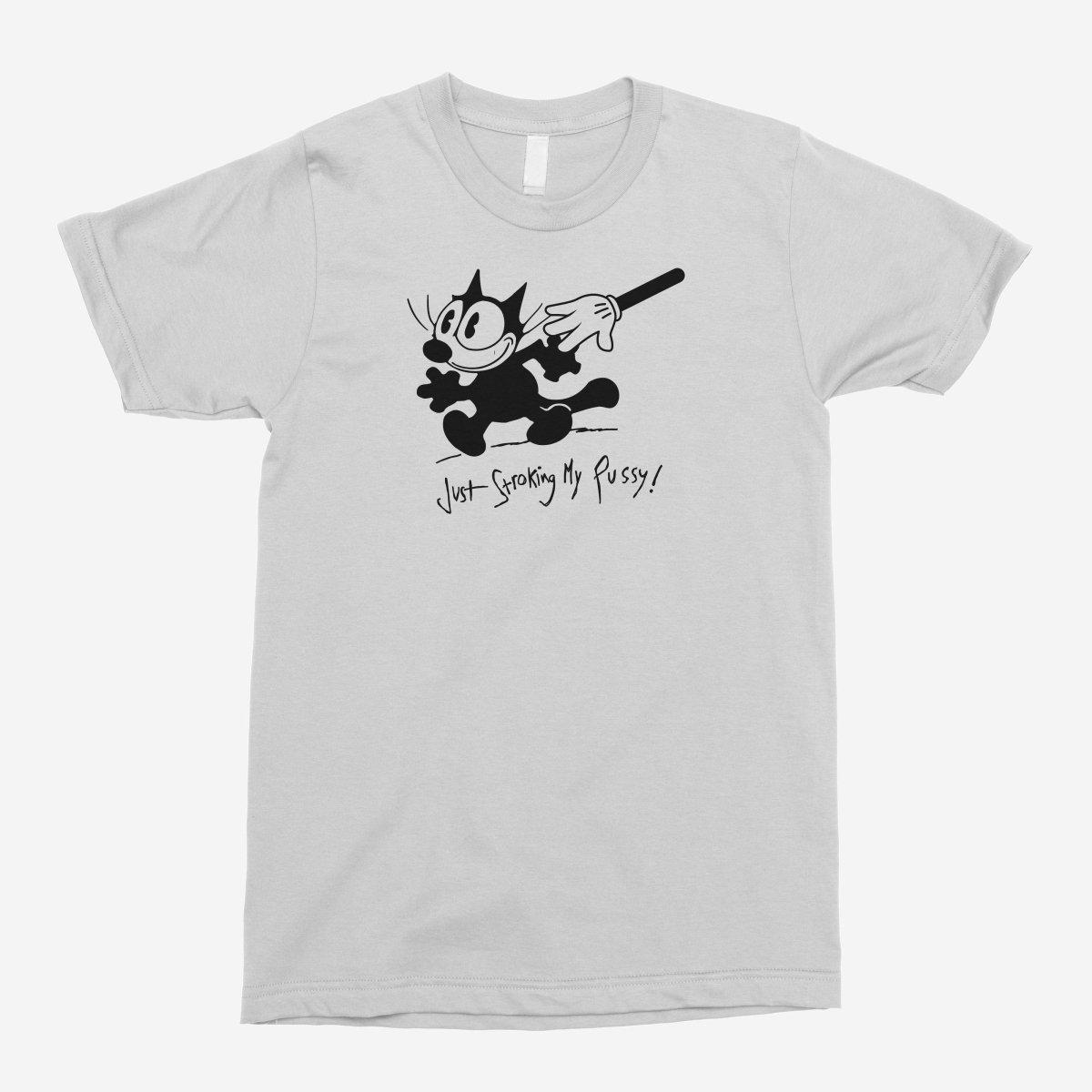 Stroking My Pussy Unisex T-Shirt