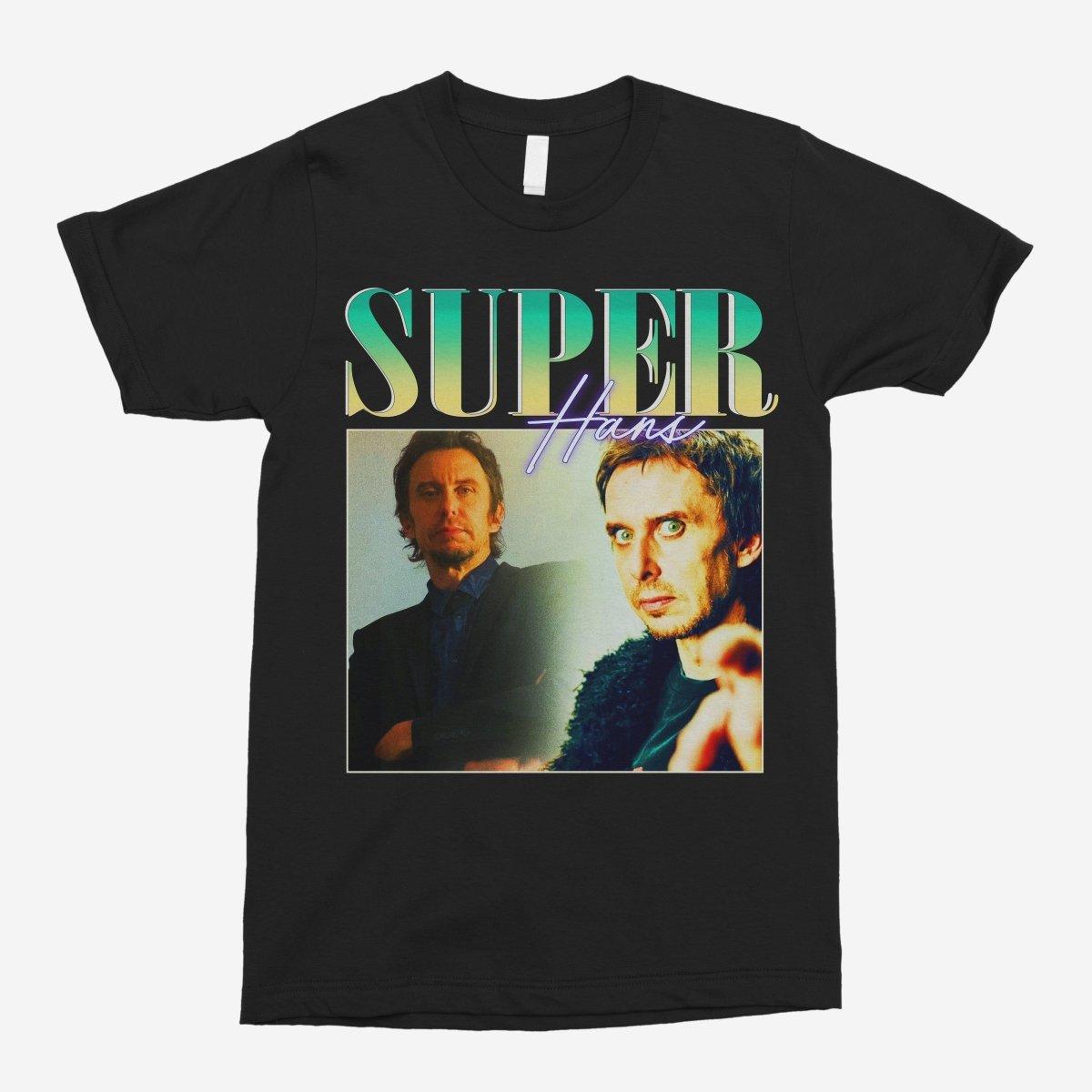 Super Hans Vintage Unisex T-Shirt