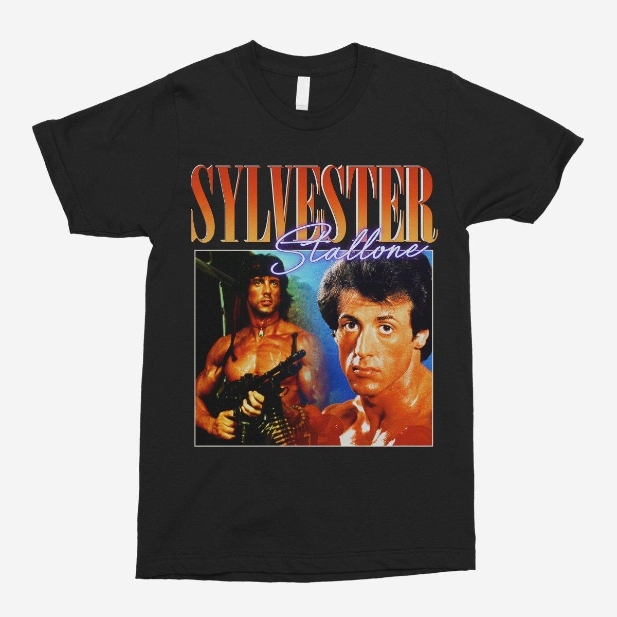 Sylvester Stallone Vintage Unisex T-Shirt
