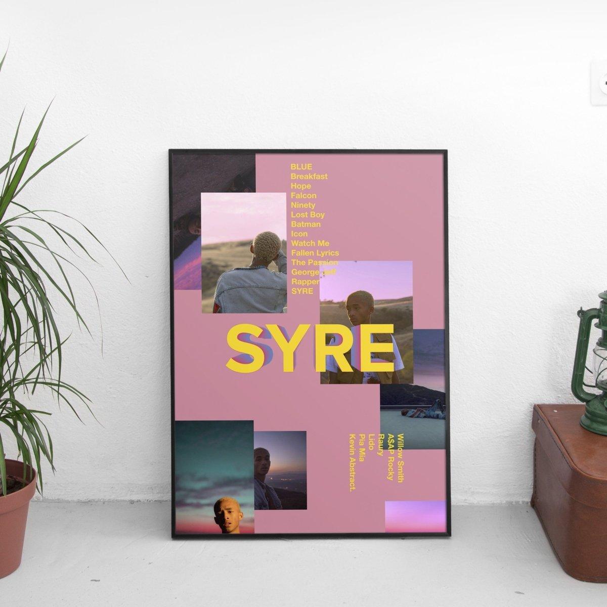 Syre Mismatch Poster