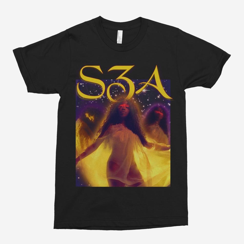 SZA Vintage Unisex T-Shirt