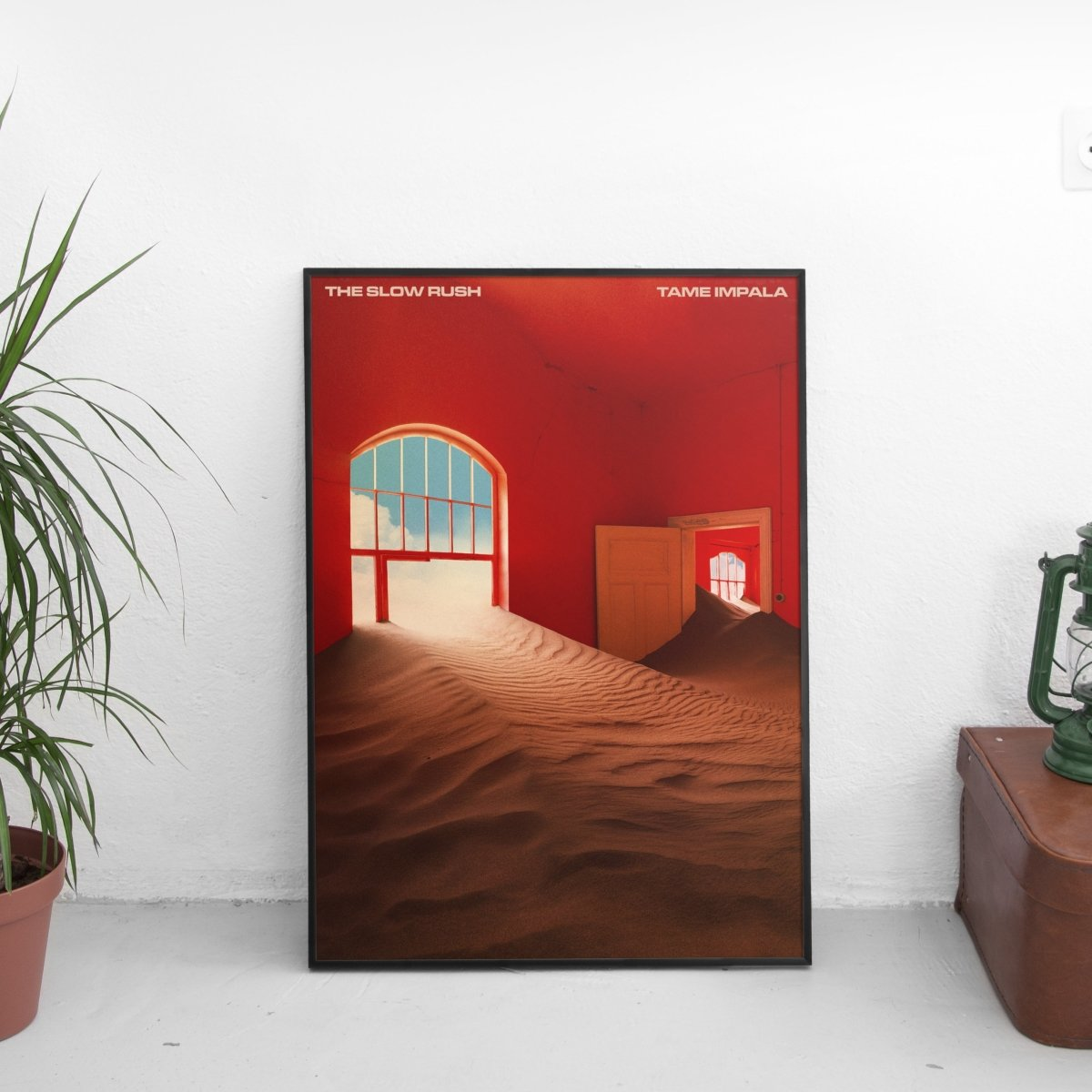 Tame Impala - The Slow Rush Cover Art Poster