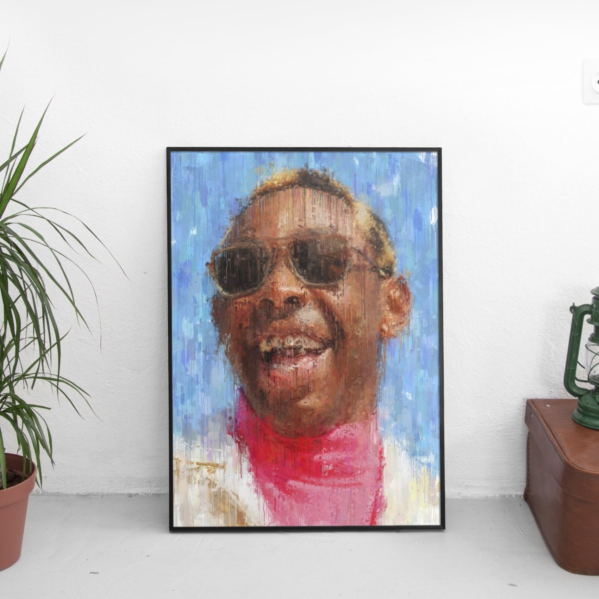 Tyler The Creator - Painted Poster