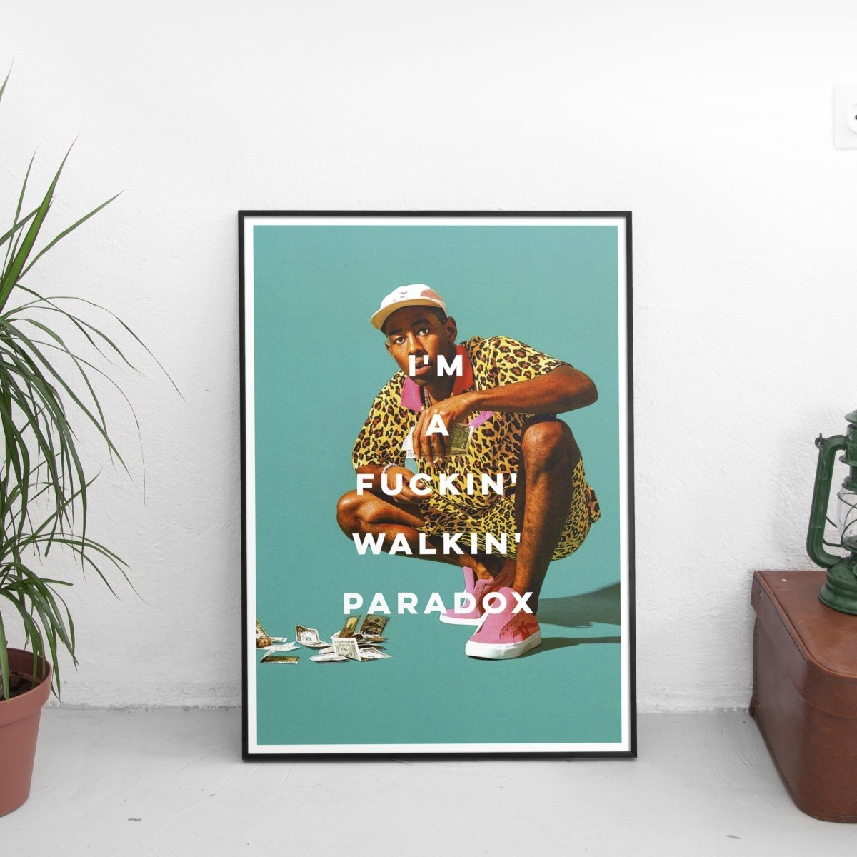 Tyler The Creator - Yonkers Poster