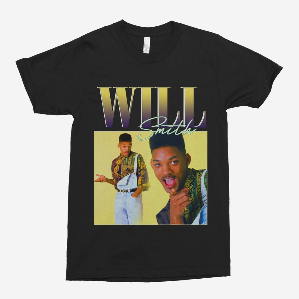 Will Smith Vintage Unisex T-Shirt