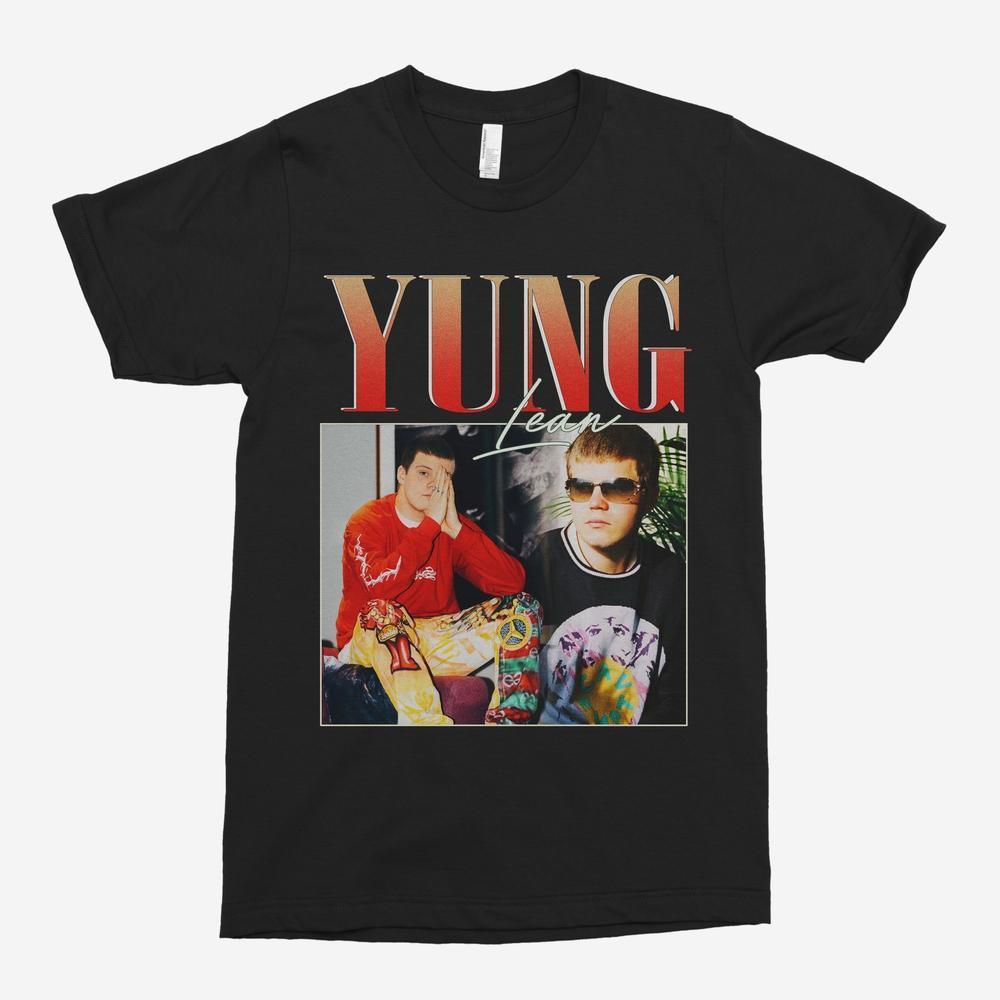 Yung Lean Vintage Unisex T-Shirt