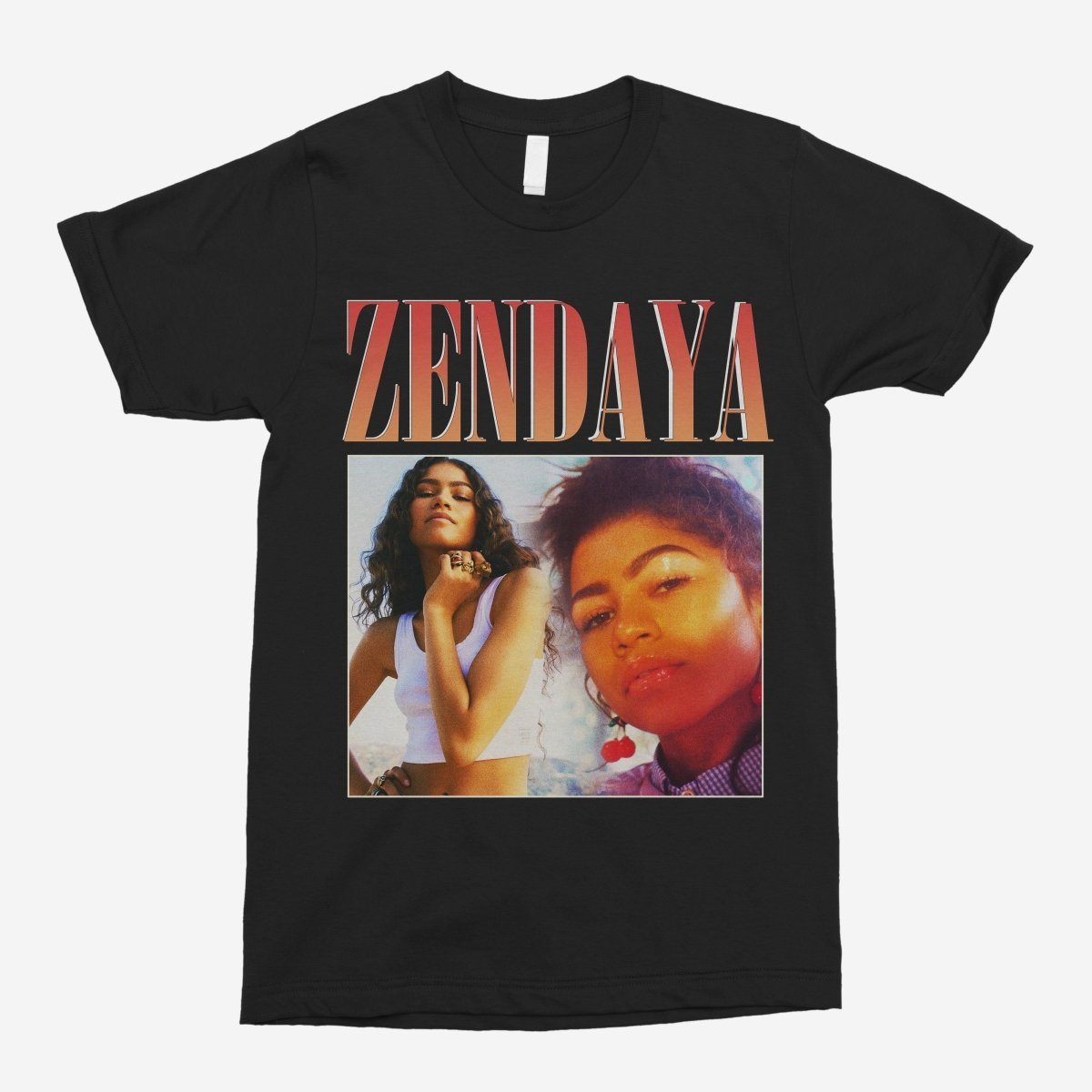 Zendaya Vintage Unisex T-Shirt