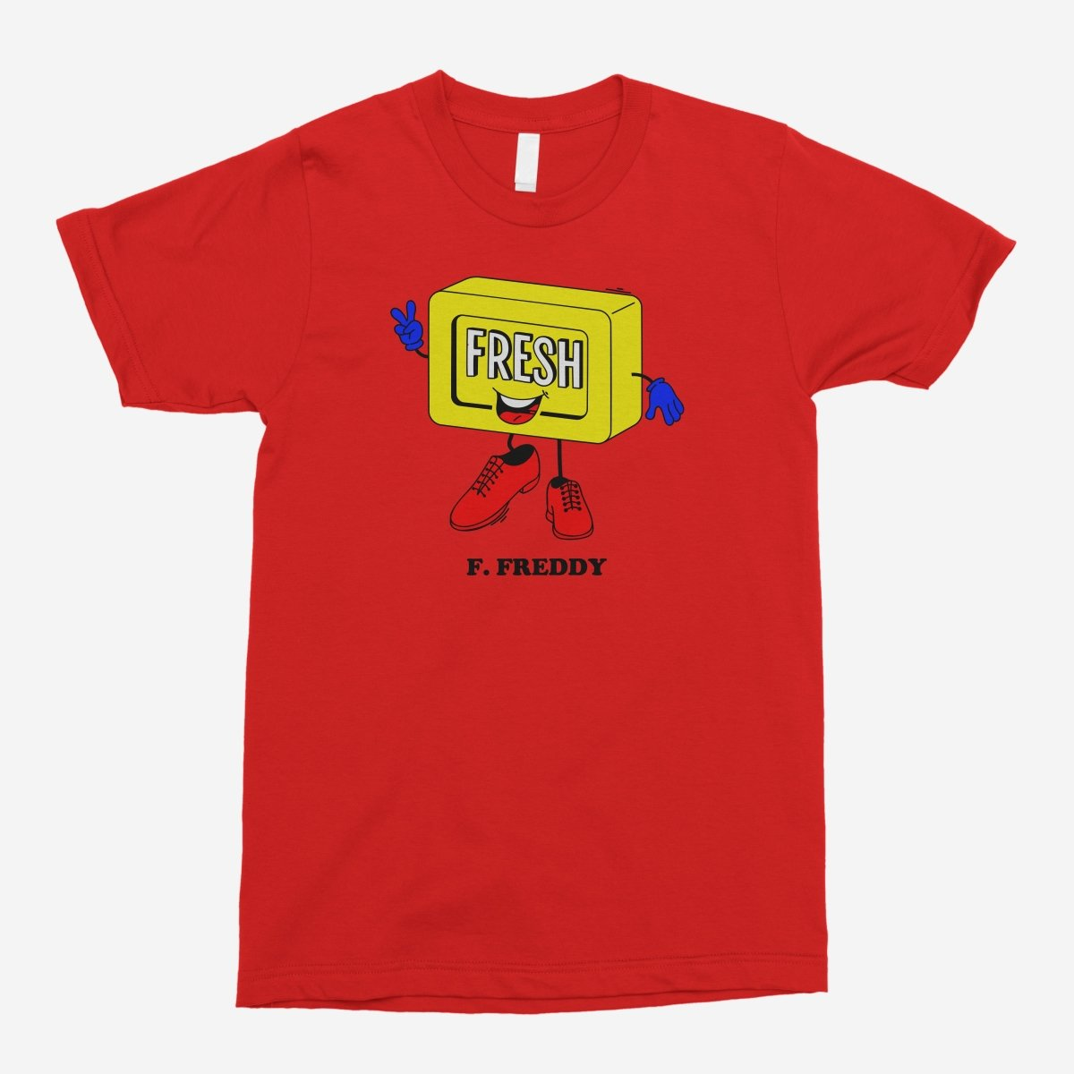 F. Freddy Unisex T-Shirt