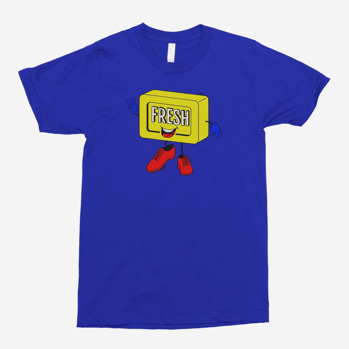 Fresh Freddy Logo Unisex T-Shirt