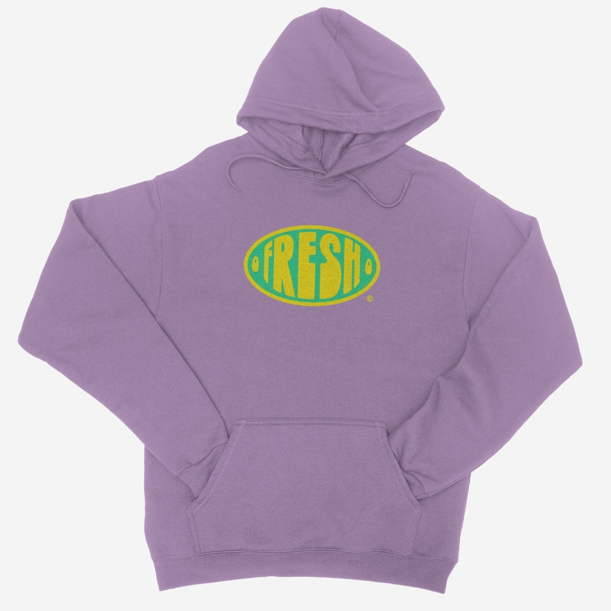 Fresh Squeeze Lilac Unisex Hoodie