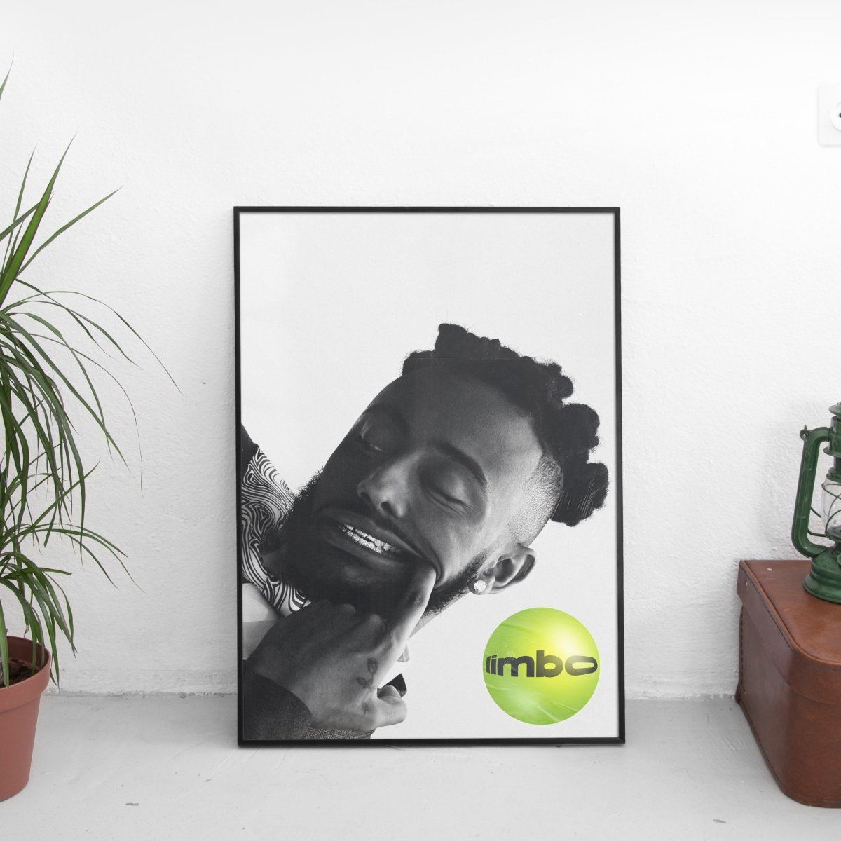 Amine - Limbo Cover Art Poster