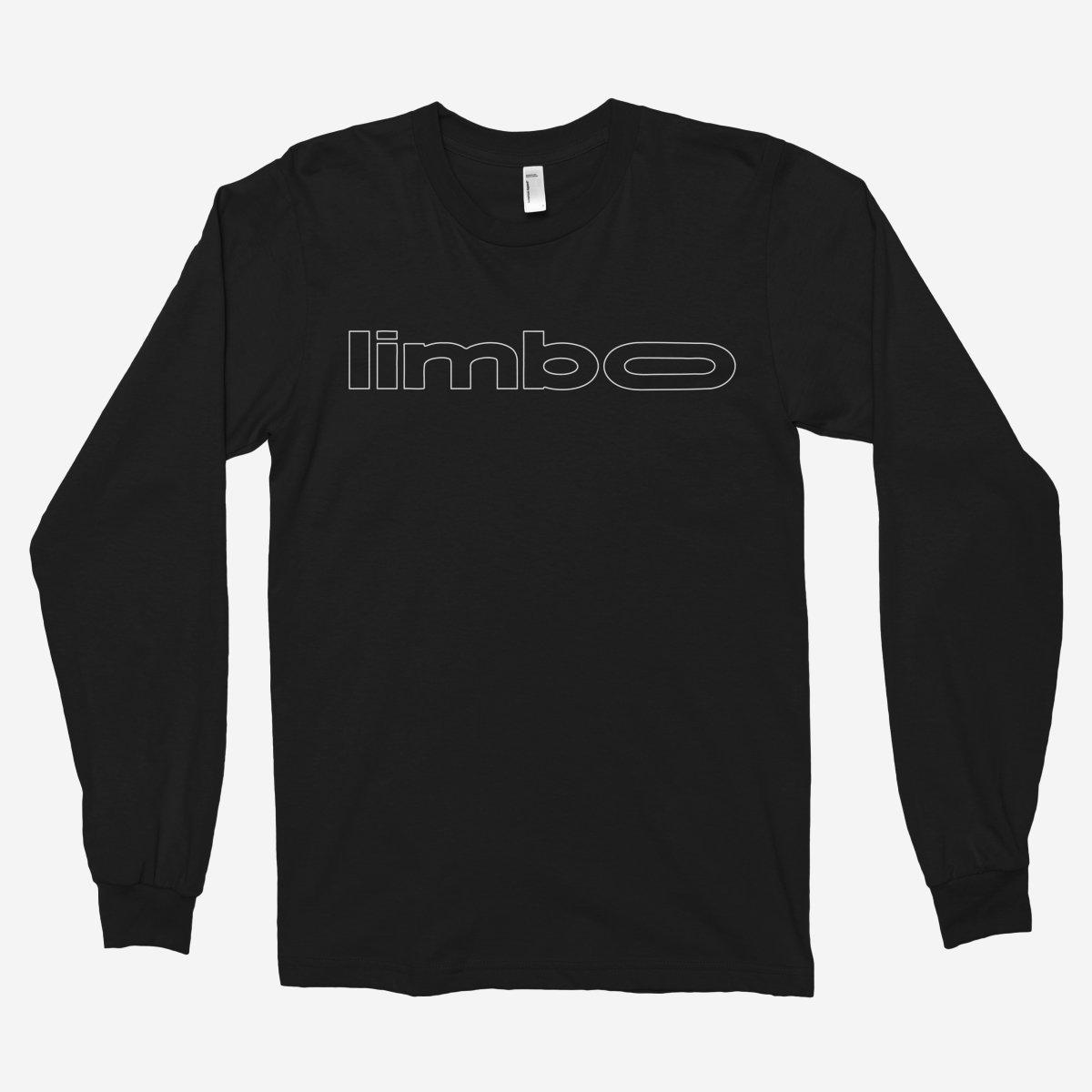 Amine - Limbo Logo Unisex Long Sleeve T-Shirt